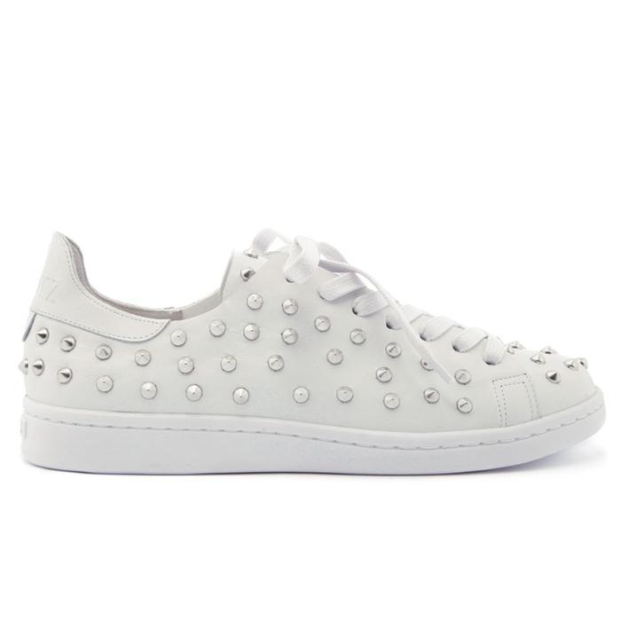 Tênis Sneaker Full Studs Schutz - White