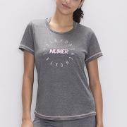 Camisa Numer Silk Feminina