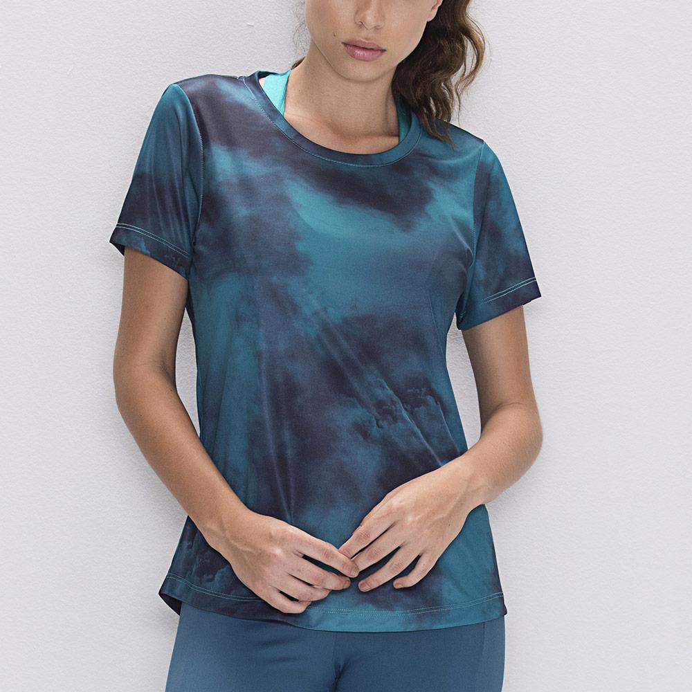 Camisa Numer Clouds Feminina
