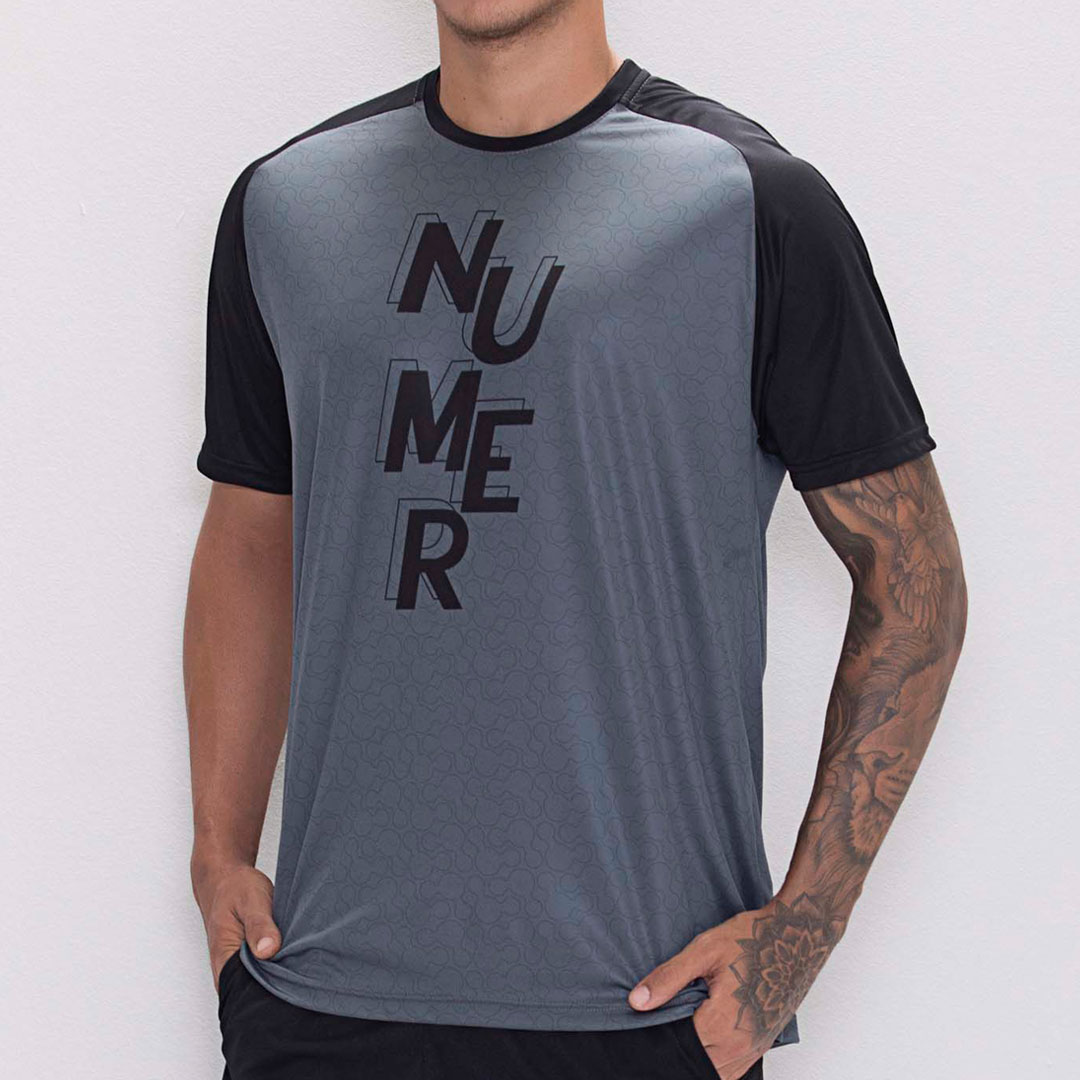 Camisa Numer Outing Masculina