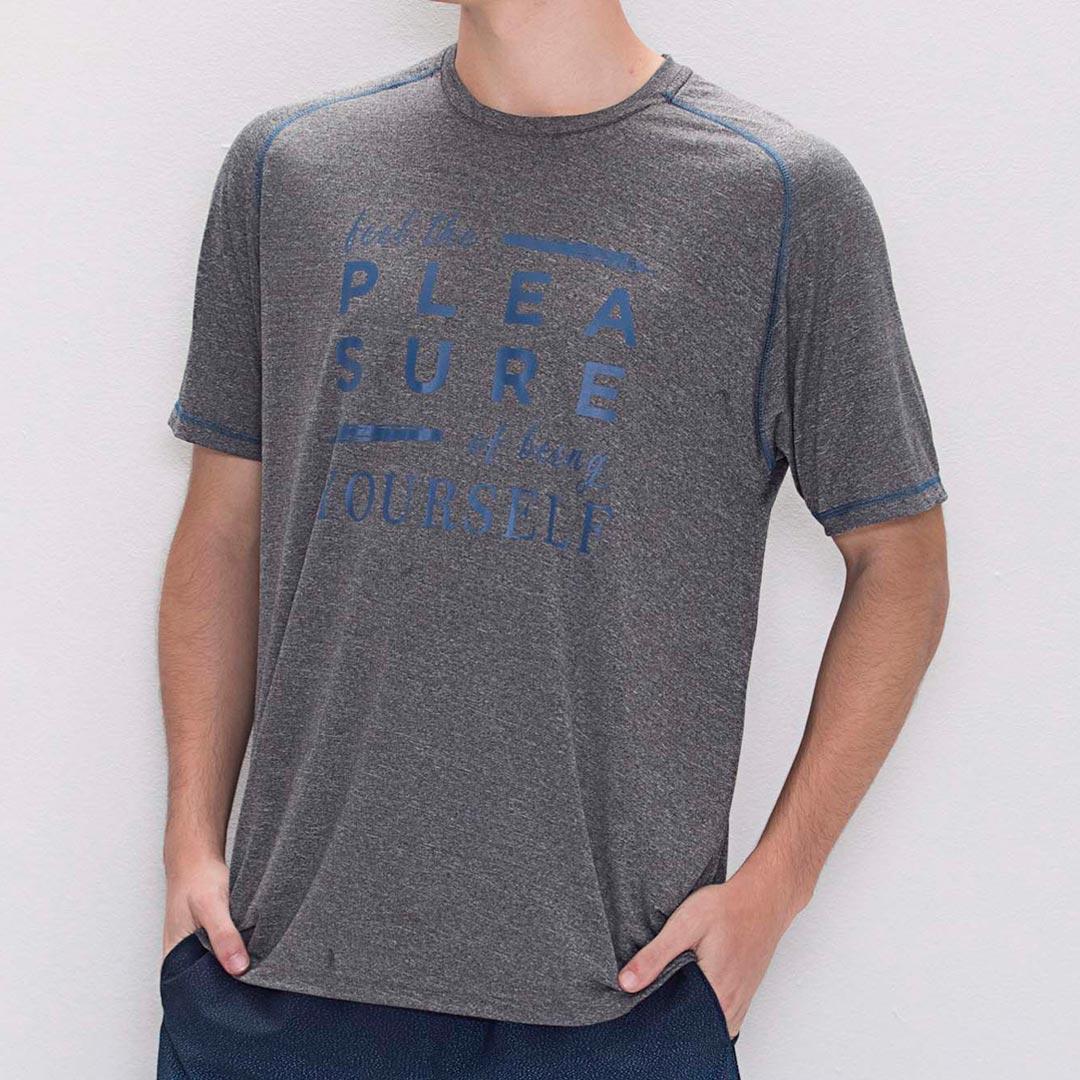 Camisa Numer Silk Masculina