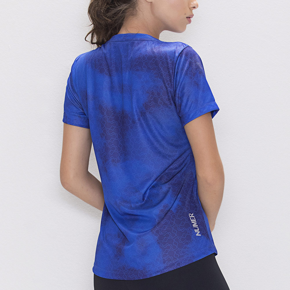 Camisa Numer Water Feminina