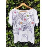 Camiseta Jardim