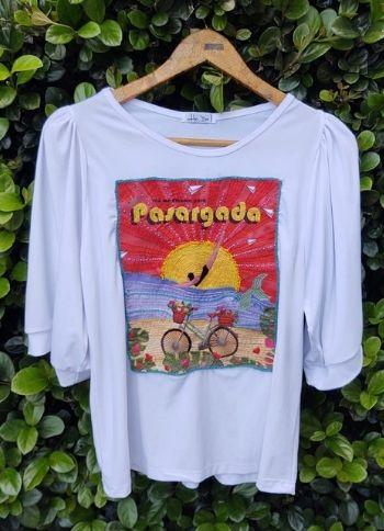Camiseta Cartaz