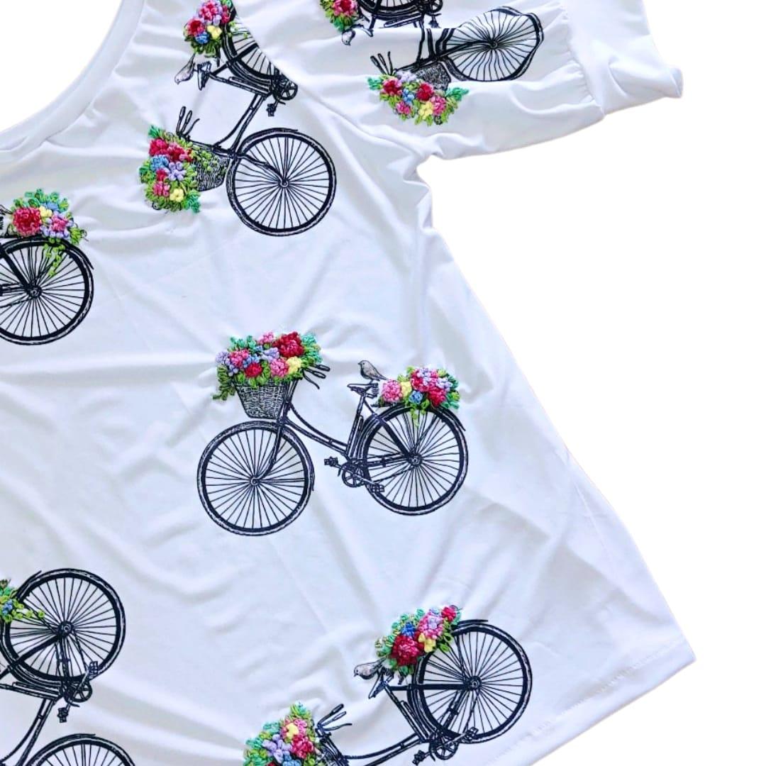 Tshirt Bicicletas