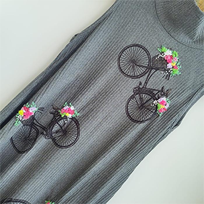 Vestido Bicicletas