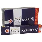 Incenso Darshan Vareta Massala 15G Vijayshree Golden