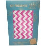 Kit Presente França Pink Fábrica Pet