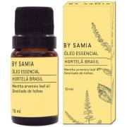 Óleo Essencial Hortela Brasil 10ml By Samia