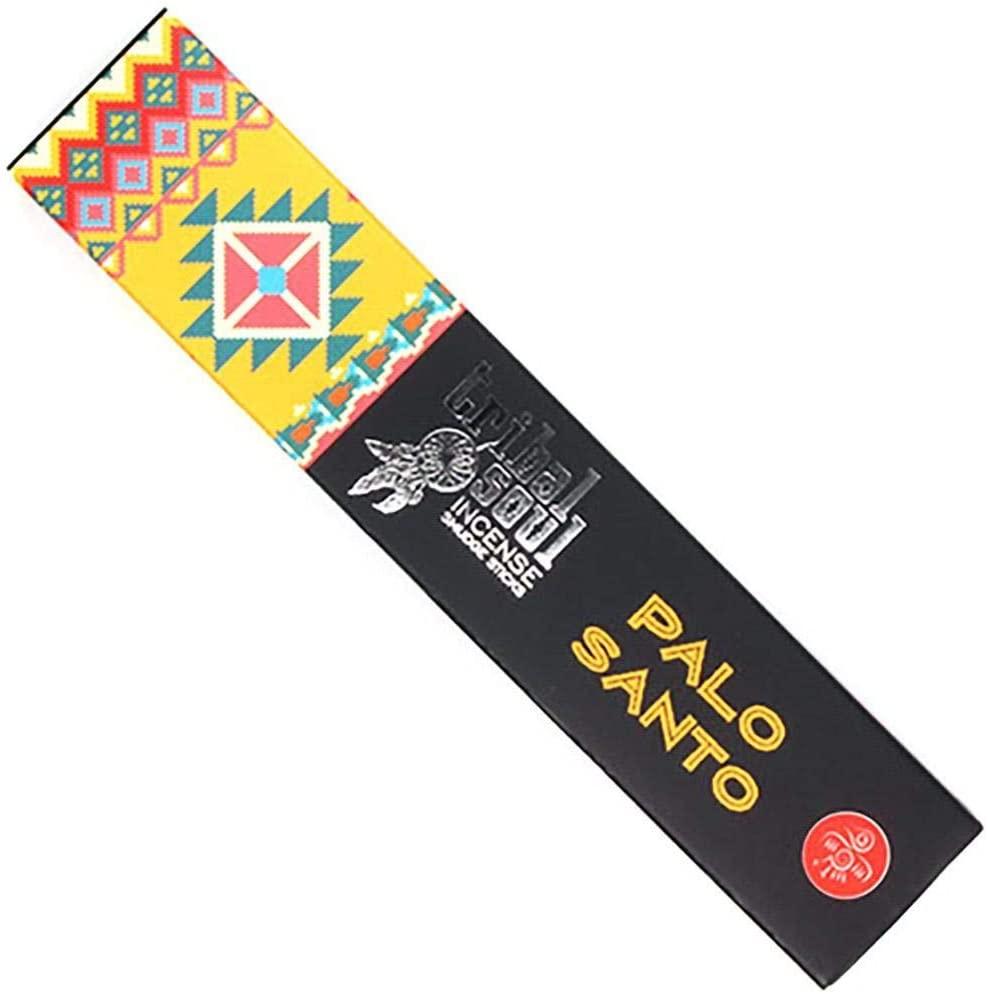 Incenso Tribal Soul Palo Santo 15gms