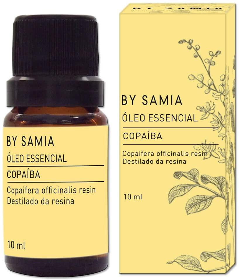 Óleo Essencial Copaíba 10ml By Samia