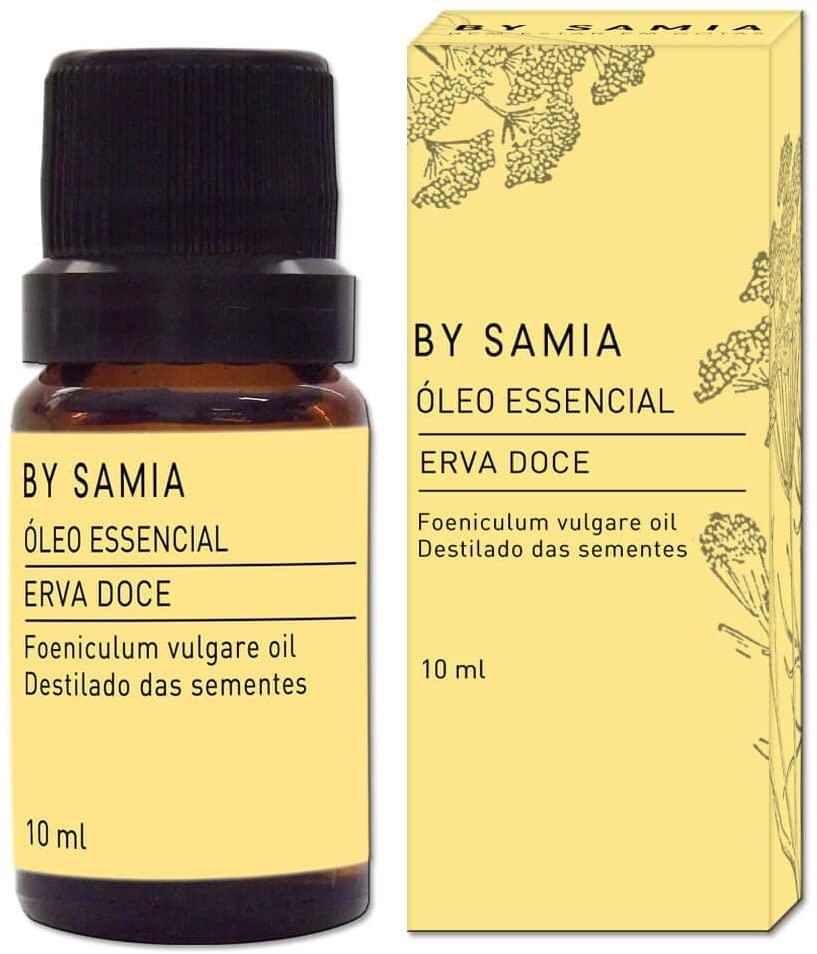 Óleo Essencial Erva Doce 10ml By Samia