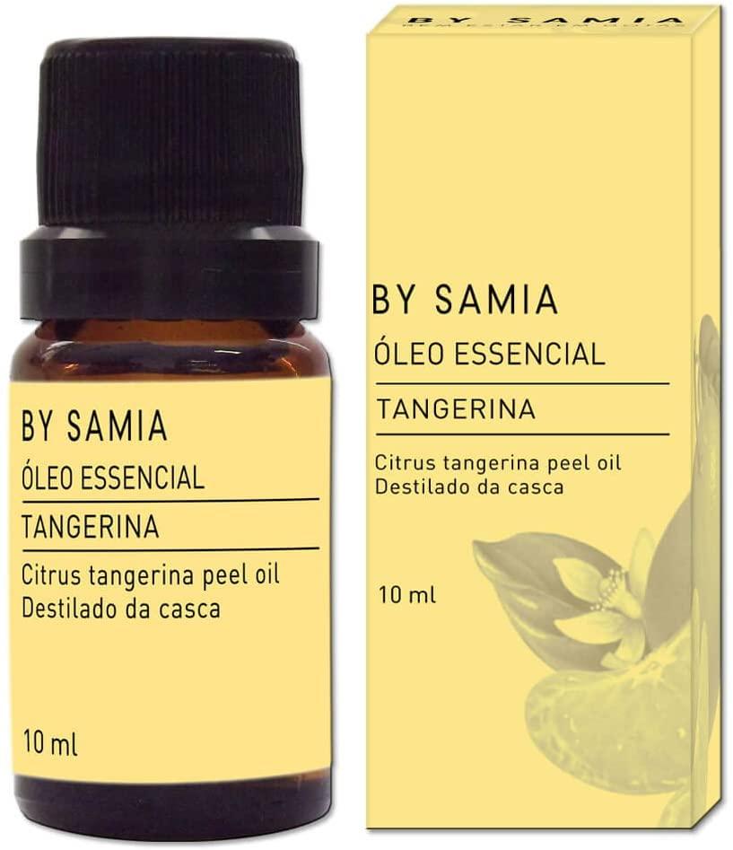 Óleo Essencial Tangerina 10ml By Samia
