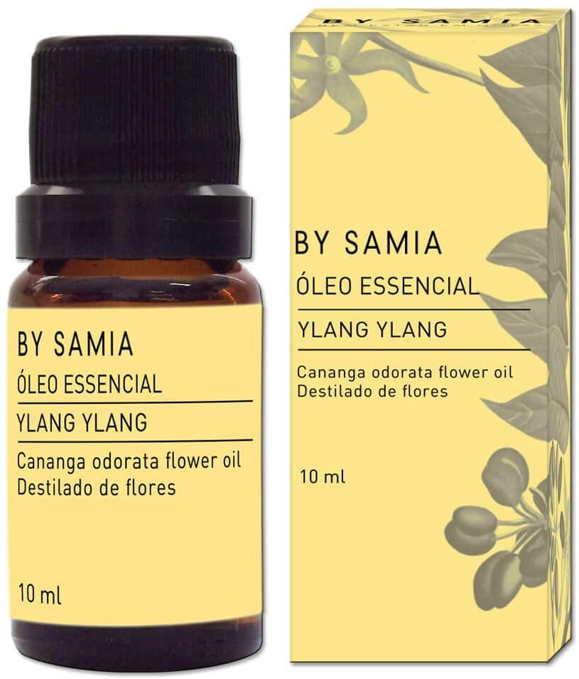 Óleo Essencial Ylang Ylang 10ml By Samia