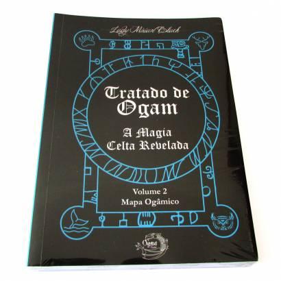 Tratado de Ogam - A Magia Celta Revelada - Vol 2 - Mapa Ogâmico