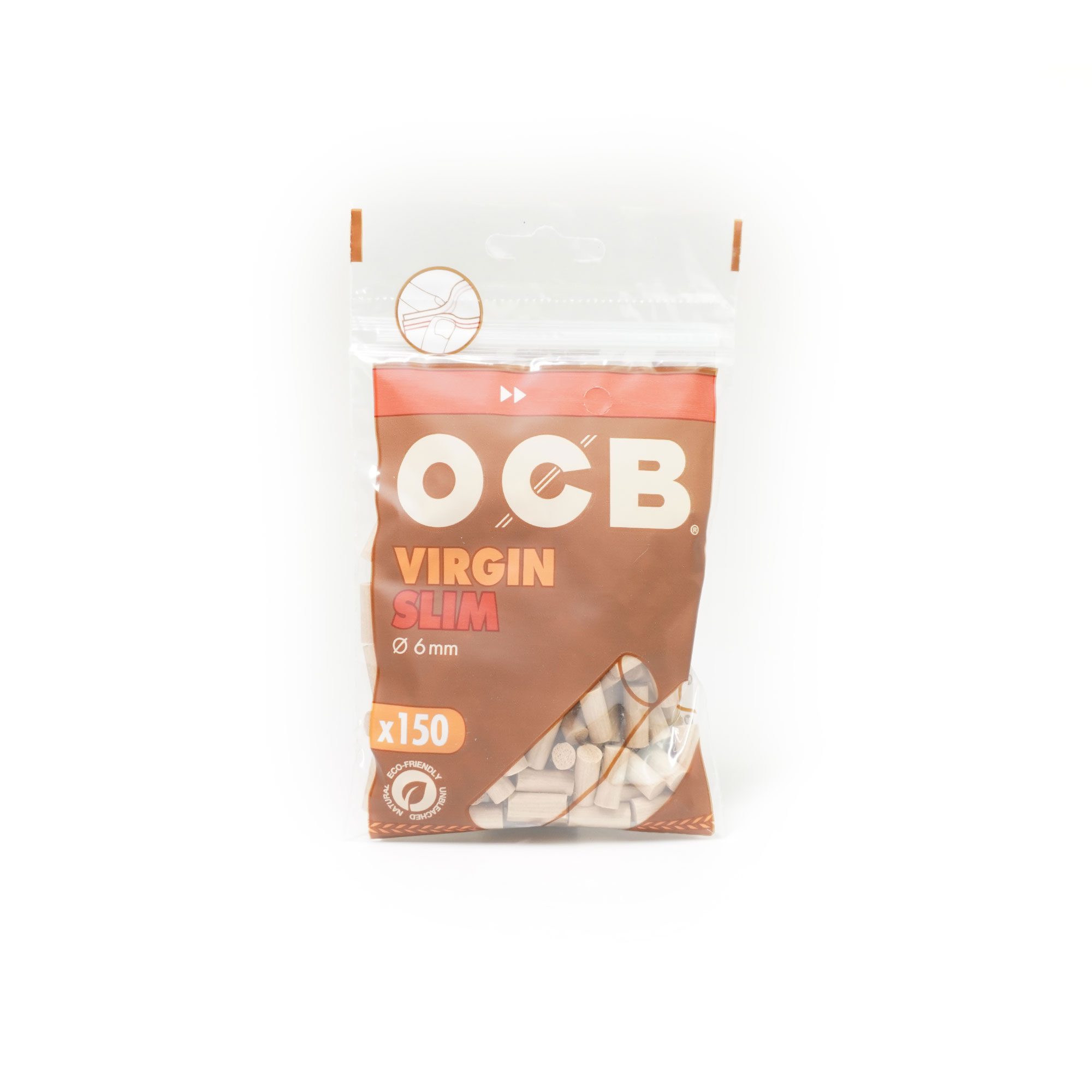 Filtro OCB Eco Slim 6mm