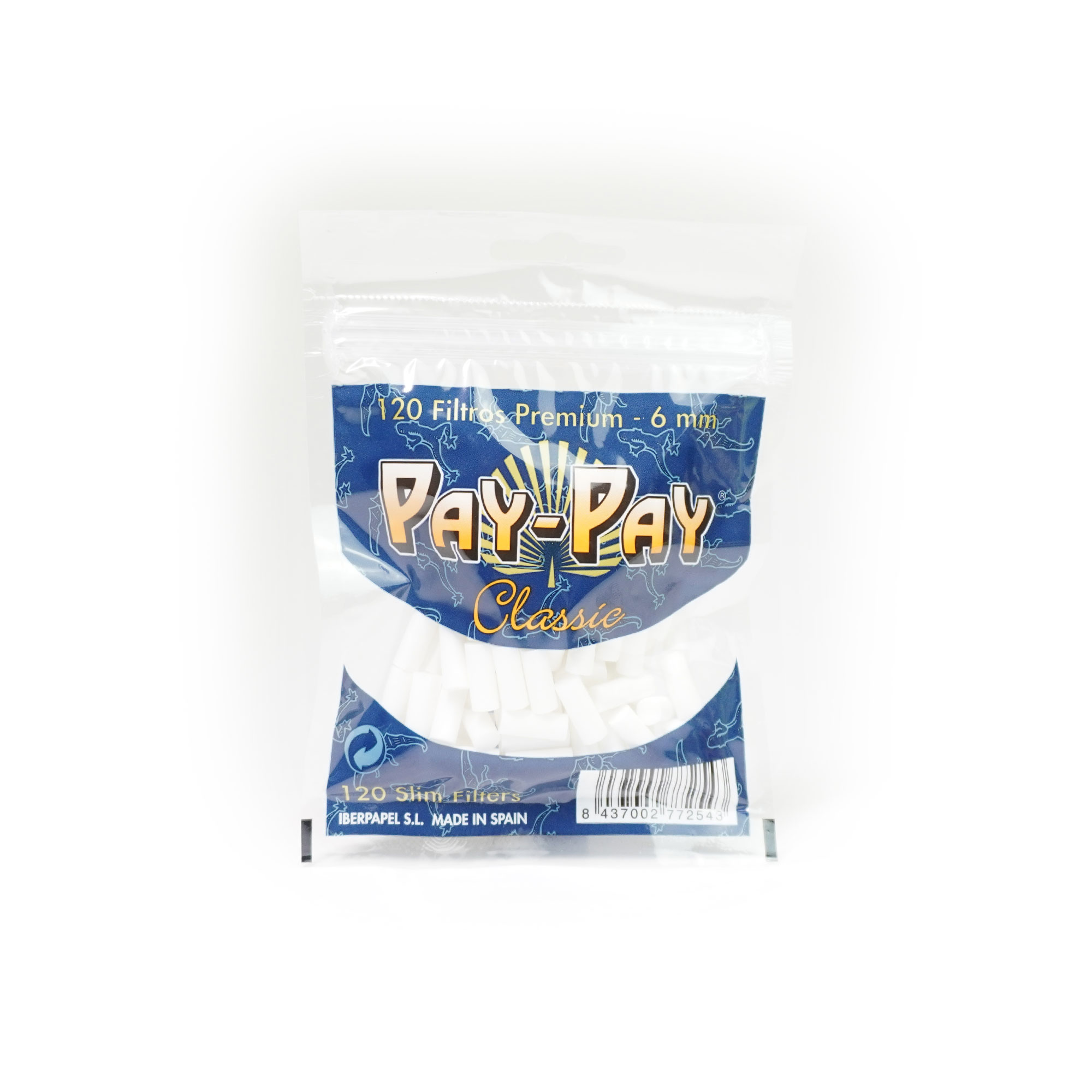 Filtro Pay-Pay Slim 6mm