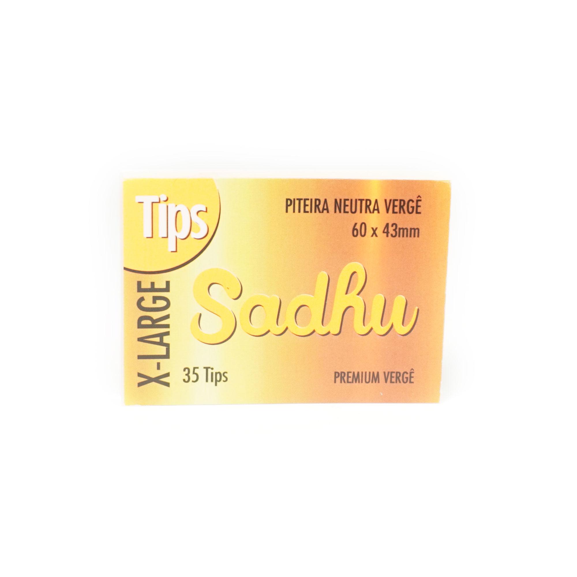 Piteira De Papel Sadhu Vergê Extra Large