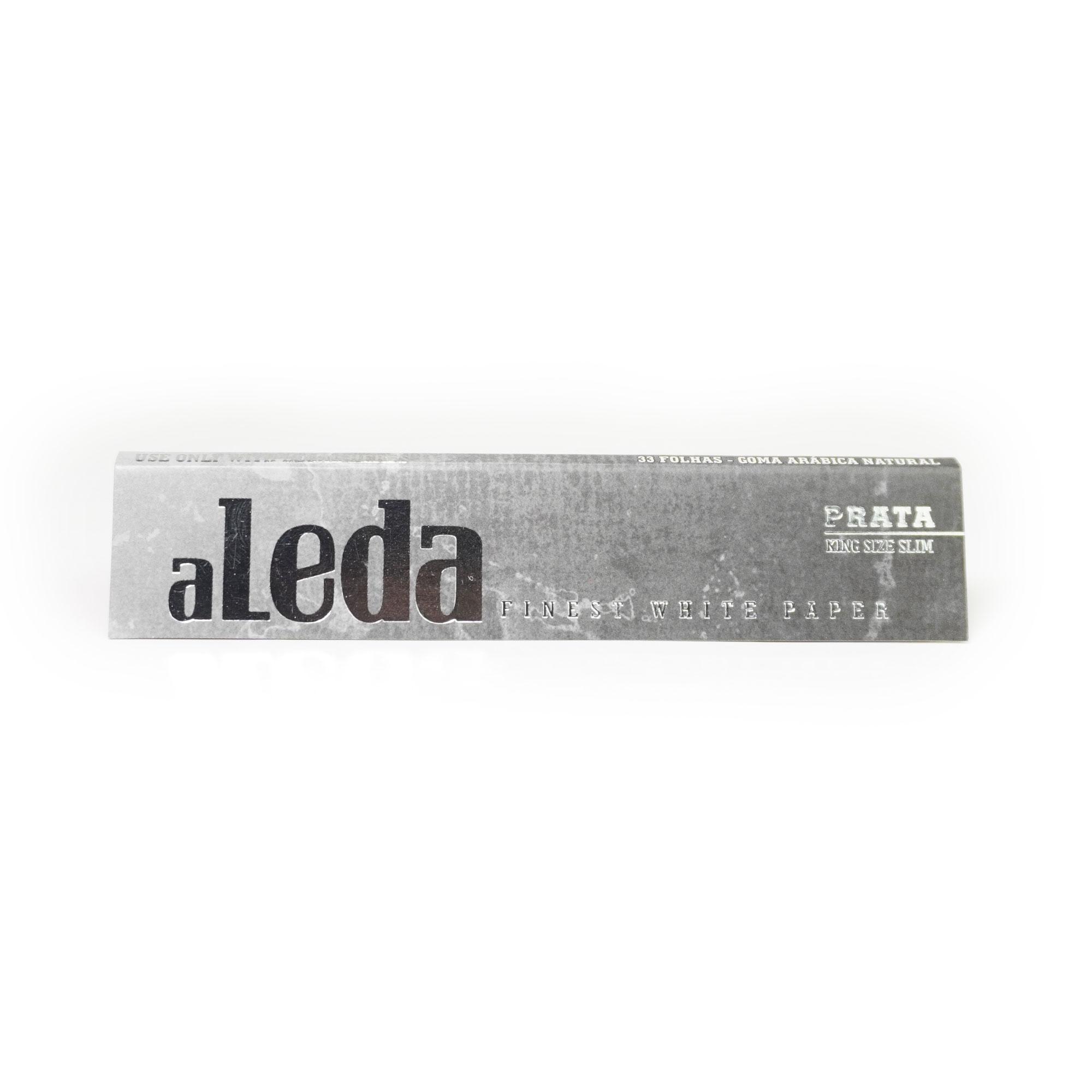 Seda Aleda Prata - King Size