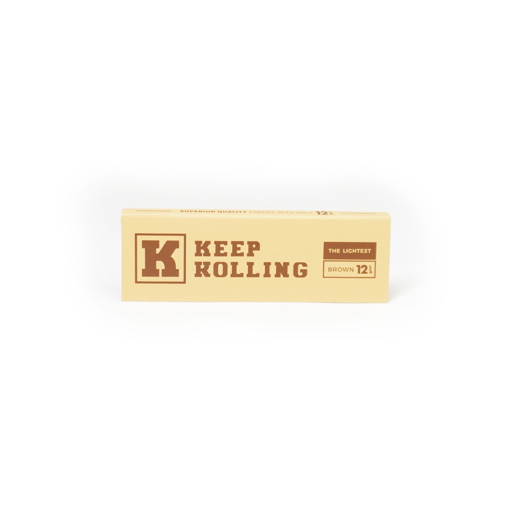 Seda Keep Rolling Brown  1  1/4