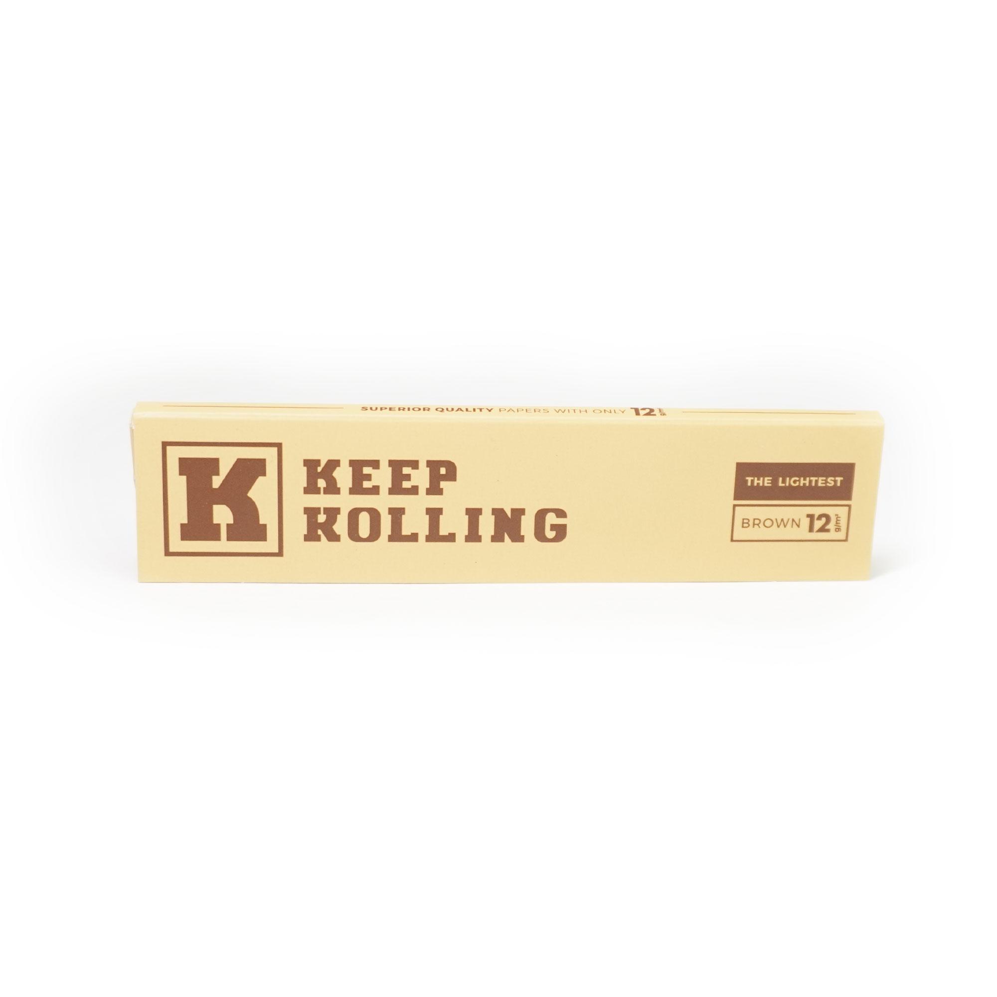 Seda Keep Rolling Brown - King Size