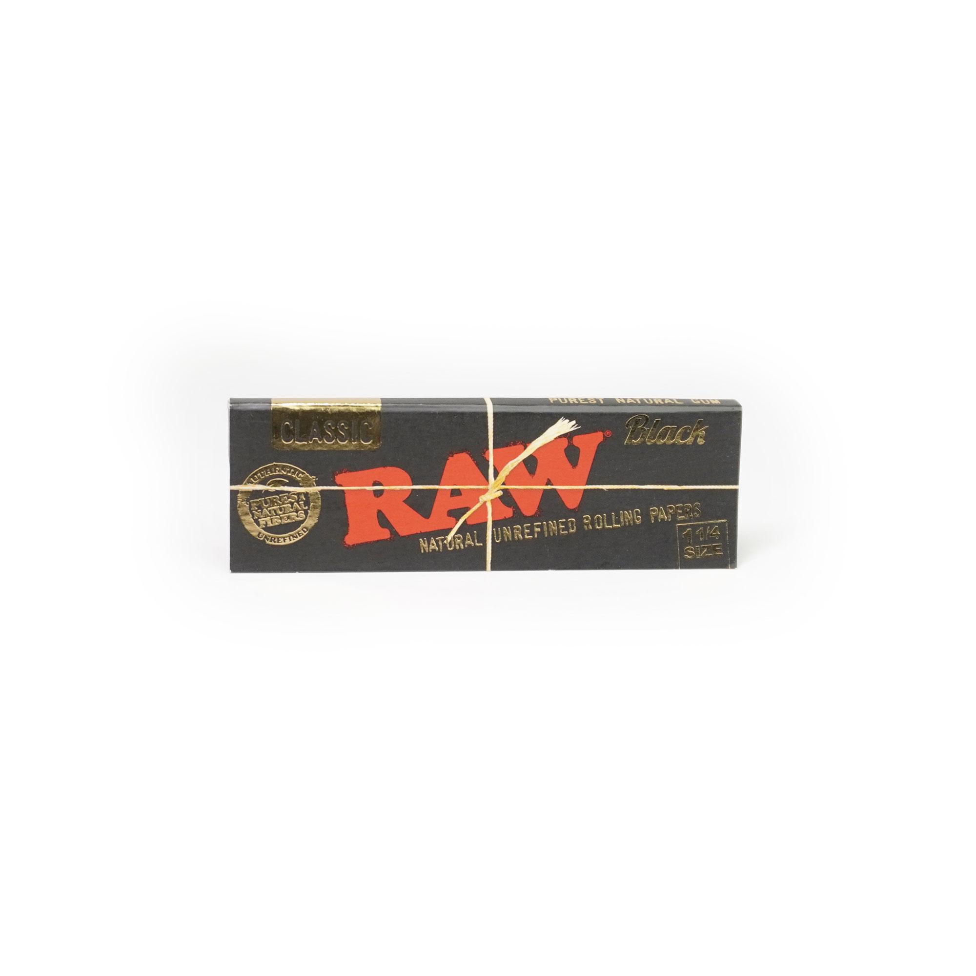 Seda Raw Black 1  1/4