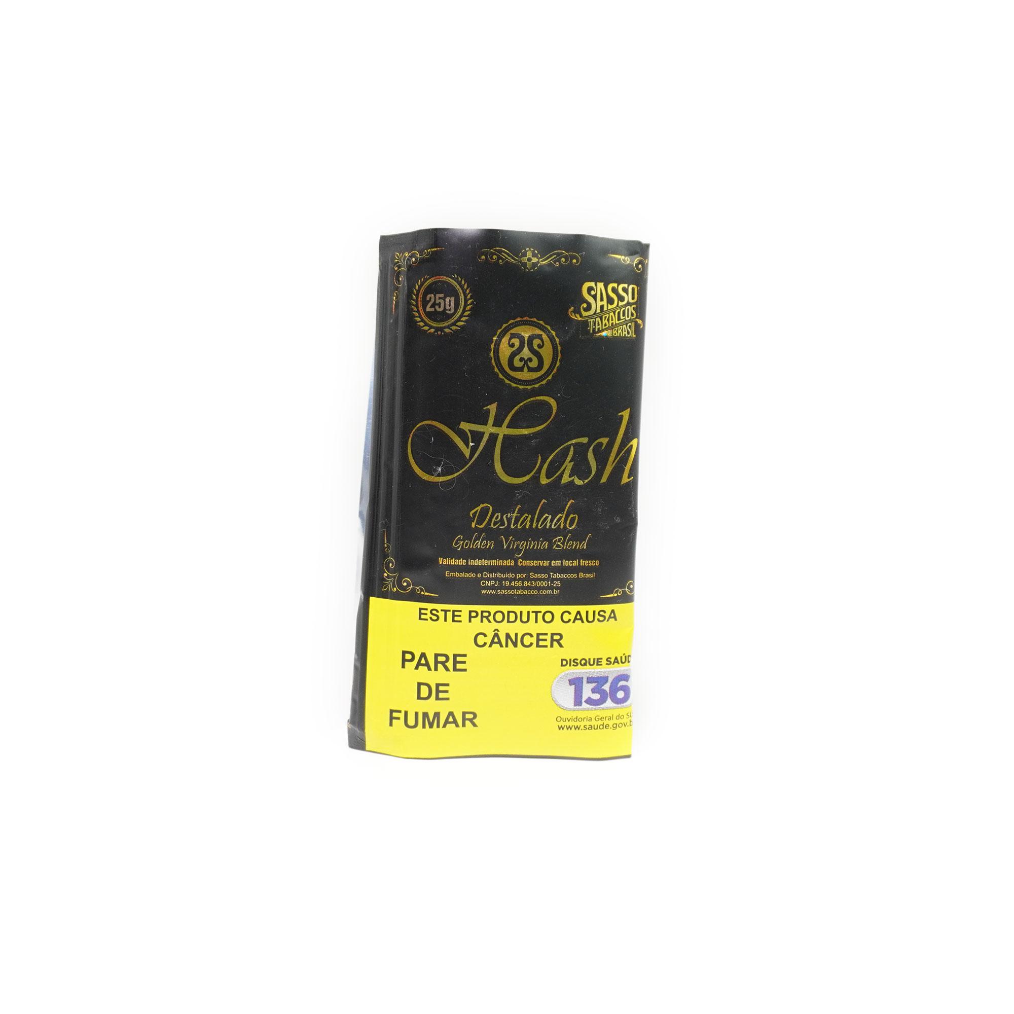 Tabaco Sasso Hash 25g
