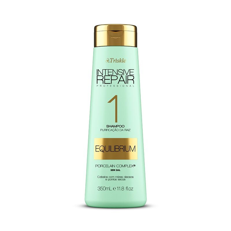 Shampoo Equilibrium Intensive Professional 350ml - Triskle Cosméticos