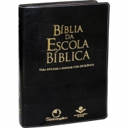 BÍBLIA DA ESCOLA BÍBLICA | CAPA PRETA