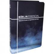 Bíblia Essencial - Bases da fé para os seguidores de Cristo (azul)