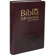 BÍBLIA MISSIONÁRIA DE ESTUDO (ARA) DE LUXO