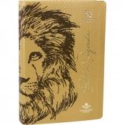 Bíblia Sagrada Leão NAA Letra Grande