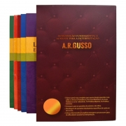 BOX A.R.GUSSO | Introdução Fundamental e Auxílios para a boa interpretação | 5 livros