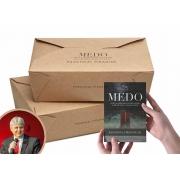 COMBO 20 LIVROS | MEDO - PASCHOAL PIRAGINE JR (3a.Edição)
