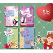 COMBO ESPECIAL |  SE LIGA, GAROTA! com 4 livros