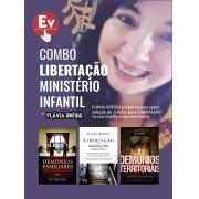 Combo LIBERTAÇÃO Ministério Infantil | by Flávia Grégio