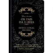DIA A DIA COM OS PAIS DA IGREJA | DEVOCIONAL DIÁRIO | CAPA DURA | LUXO