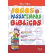 Jogos & Passatempos Bíblicos - Silvio Nakano