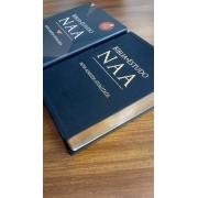 BÍBLIA DE ESTUDO NAA | EDIÇÃO ESPECIAL em COURO LEGÍTIMO