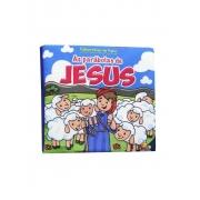 Palavrinhas de Pano - as parábolas de jesus