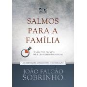 Salmos para a Família - DEVOCIONAL | João Falcão Sobrinho