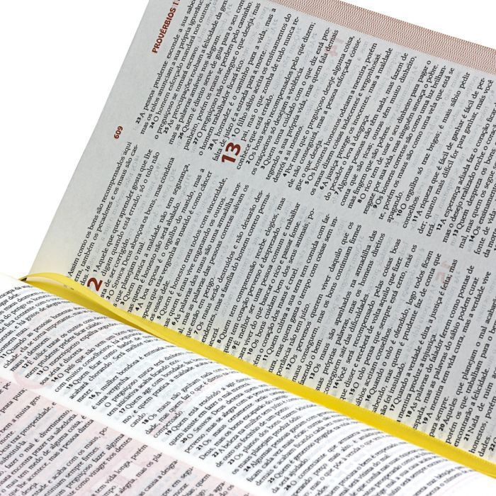 A Bíblia das Descobertas Azul