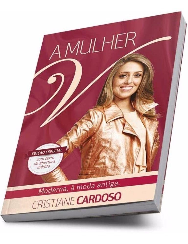 A Mulher V (ed.especial) | Cristiane Cardoso