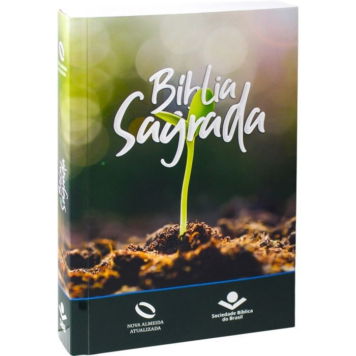 BÍBLIA MISSIONARIA BROCHURA SEMENTE - NAA