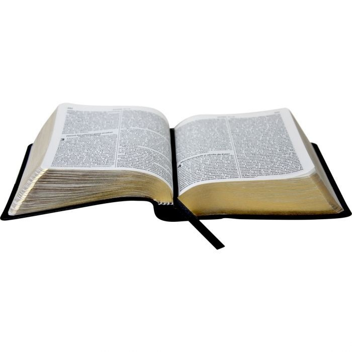 BÍBLIA SAGRADA LETRA GRANDE Preta
