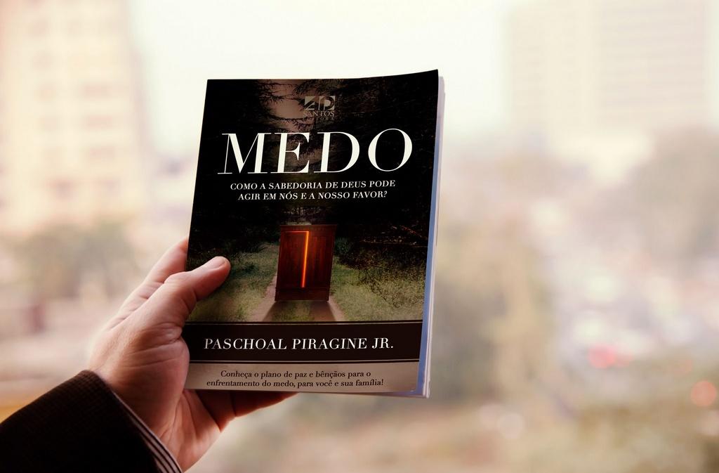 COMBO 10 LIVROS | MEDO - PASCHOAL PIRAGINE JR (3a.EDIÇÃO)