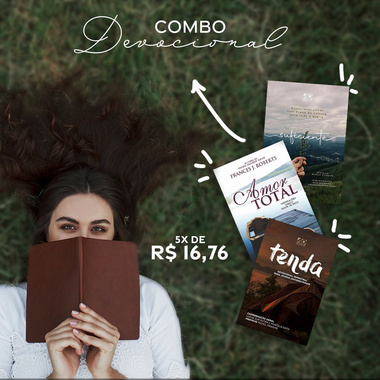 COMBO | DEVOCIONAL para a Família!