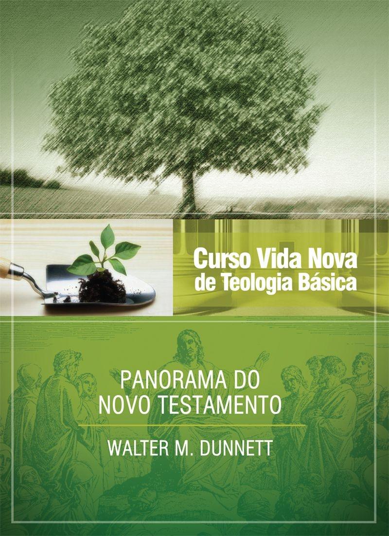 Curso Vida Nova de Teologia básica - Vol. 3 - Panorama do Novo Testamento  -  WALTER M. DUNNETT