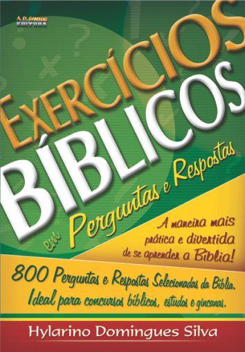Exercícios Bíblicos   Hylarino Domingues Silva