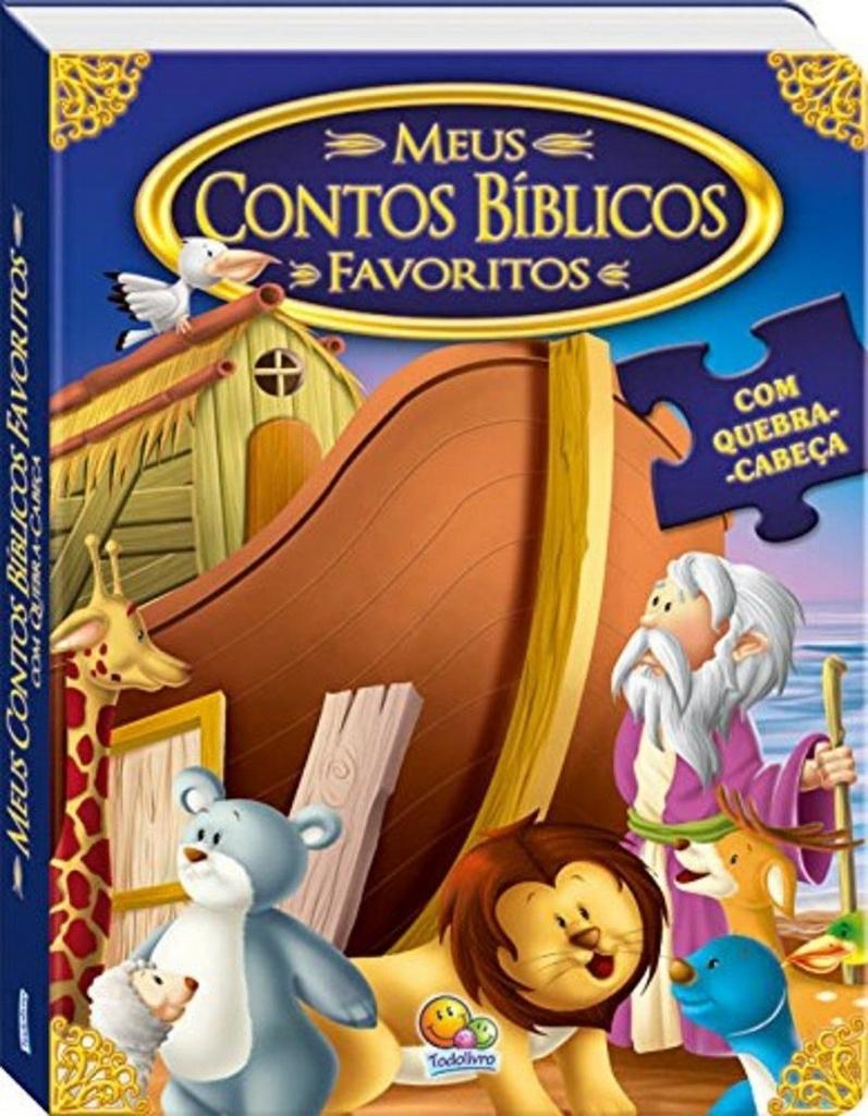 Meus Contos Bíblicos favoritos